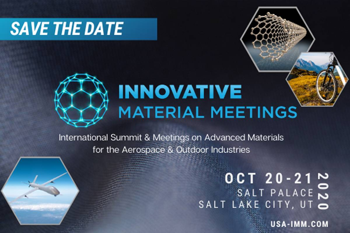 Innovative Materials Meeting banner.